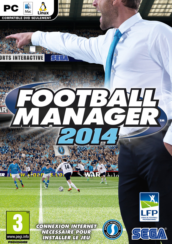 Box Football Manager 2014