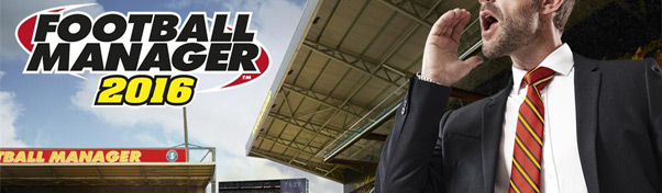 Football Manager 2016 annoncé