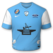 Maillots 2D Standard National