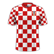 Maillots FC'12 Nations Europe